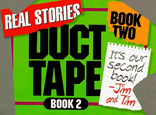 Duct Tape Book Two: Real Stories (1570250782) by Jim Berg; Tim Nyberg