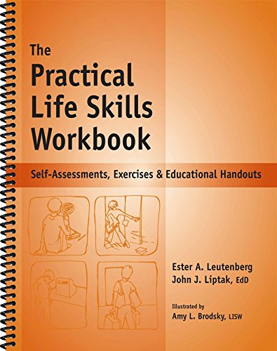 9781570252341: The Practical Life Skills Workbook - Reproducible Self-Assessments, Exercises & Educational Handouts