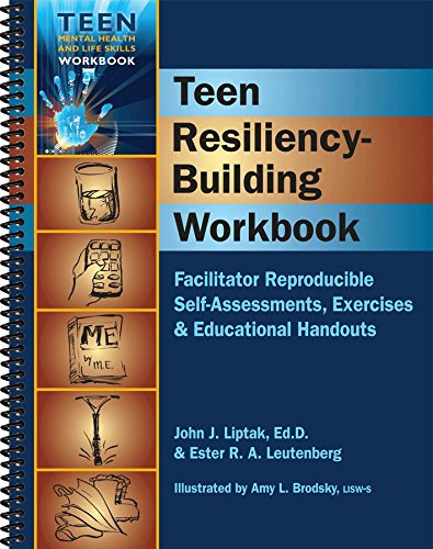 9781570252631: Teen Resiliency-Building Workbook (Teen Mental Health and Life Skills Workbook Series) (Spiral-Bound)