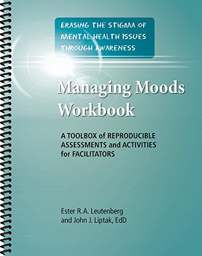 9781570253195: Managing Moods Workbook - A Toolbox of Reproducible Assessments and Activities