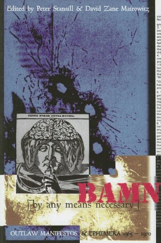 9781570270284: Bamn (By Any Means Necessary): Outlaw Manifestos & Ephemera, 1965-1970