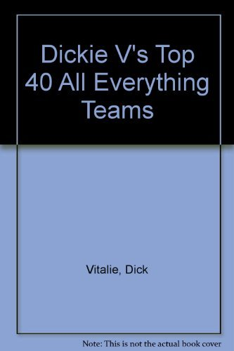 9781570280160: Dickie V's Top 40 All-Everything Teams