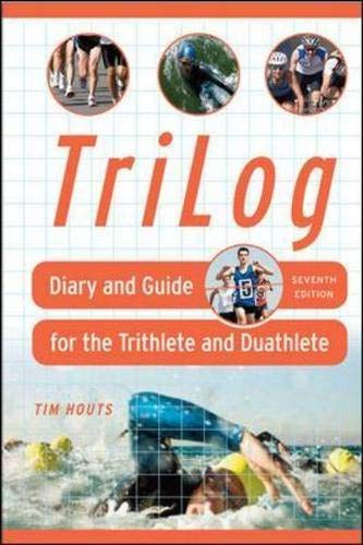 9781570280542: TriLog: Diary and Duide for the Triathlete and Duathlete (Sportslog)