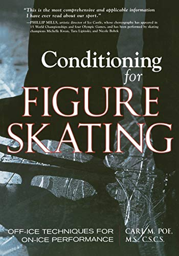 9781570282201: Conditioning for Figure Skating: Off-Ice Techniques for On-Ice Performance