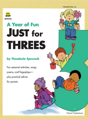 9781570290466: A Year of Fun Just for Three's
