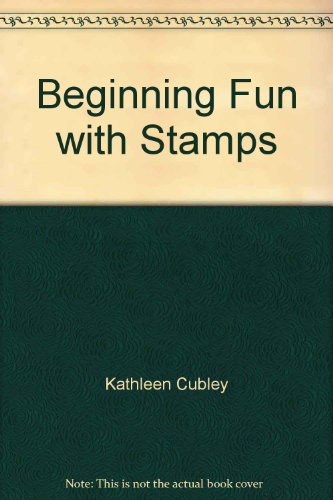 Beginning Fun with Rubber Stamps (Totline Beginning: Totline Publications