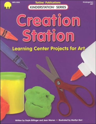 9781570291616: Creation Station (Kinderstation Series)