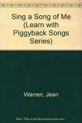 Sing a Song of Numbers (Learn With Piggyback Songs Series) (9781570291883) by Jill Lustig; Jean Warren