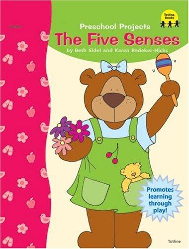 9781570293269: Preschool Projects: The Five Senses