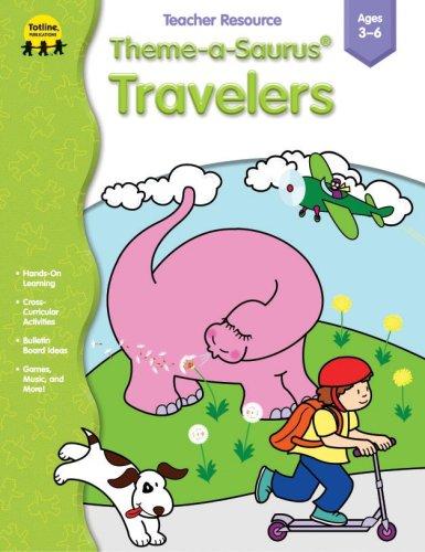 9781570294846: Theme-a-Saurus Travelers