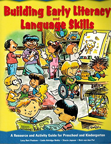 Building Early Literacy and Language Skills A: M.S., CCC-SLP Lucy