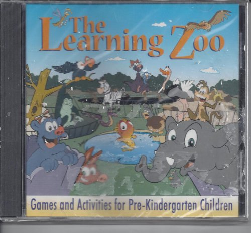 9781570355950: The Learning Zoo, PreK - 4 (We Can!)