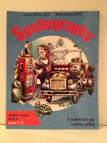 Spellography Student Lesson Book B Lessons 11-20