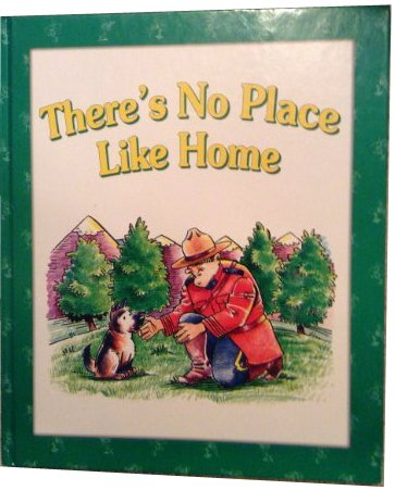 There's No Place Like Home - Book: MARILYN SPRICK; Editor-LISA