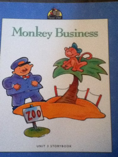 9781570356759: Read Well Monkey Business (Read Well Monkey Business)