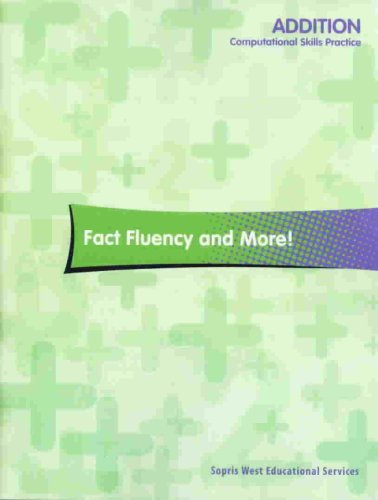 9781570359668: Addition Computational Skills Practice Fact Fluency and More