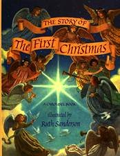 9781570360398: The Story of the First Christmas