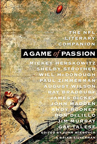 9781570361159: A Game of Passion: The NFL Literary Companion