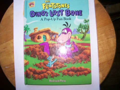 The Flintstones, Dino's Lost Bone (Hanna Barbera Cartoon Classics): McGuire, Leslie