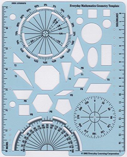 Everyday Mathematics: Geometry Template