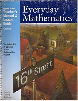 9781570392207: Everyday Mathematics, 2nd Grade Teachers Manual & Lesson Guide, Volume B (Everyday Mathematics, B)