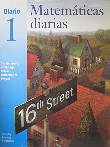 Matematicas diarias, Diario 1: University of Chicago