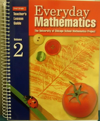 Everyday Mathematics Teacher's Lesson Guide, Grade 1: WrightGroup/McGraw-Hill Staff