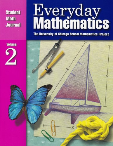 9781570399077: Everyday Mathematics: Student Math Journal, Vol. 2, Grade 4