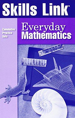 9781570399701: Everyday Mathematics: Skills Link, Grade 6