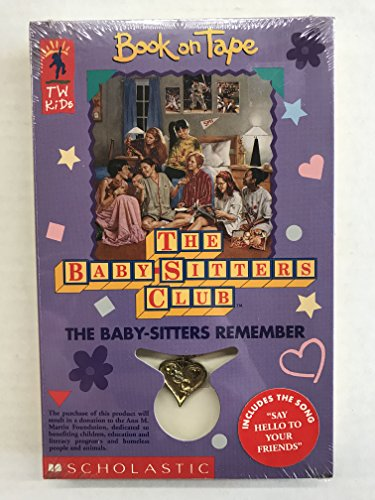 9781570421334: The Baby-Sitters Remember/Cassette and Necklace (Baby-Sitters Club Super Special, 11)