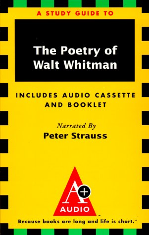 9781570421686: A Study Guide to the Poetry of Walt Whitman (A+ Audio)