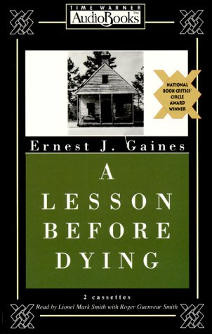 A Lesson Before Dying (1570422230) by Ernest J. Gaines