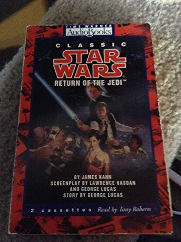 Star Wars: Return of the Jedi (9781570422508) by James Kahn; George Lucas; Lawrence Kasdan
