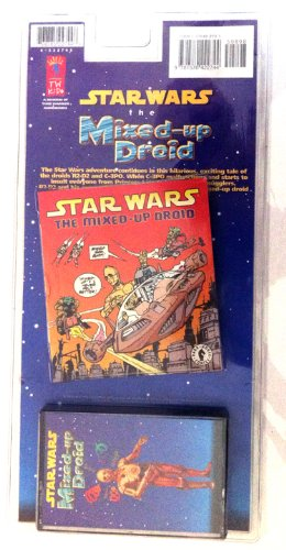 9781570422744: Star Wars Adventure: The Mixed-Up Droid
