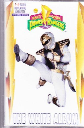 9781570422850: Mighty Morphin Power Rangers: White Album