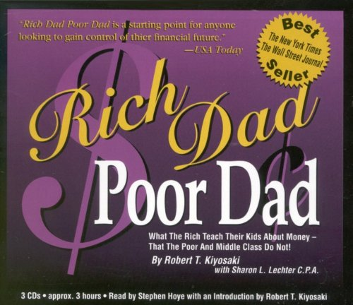 9781570429590: Rich Dad, Poor Dad: What the Rich Teach Their Kids About Money--That the Poor and Middle Class Do Not!