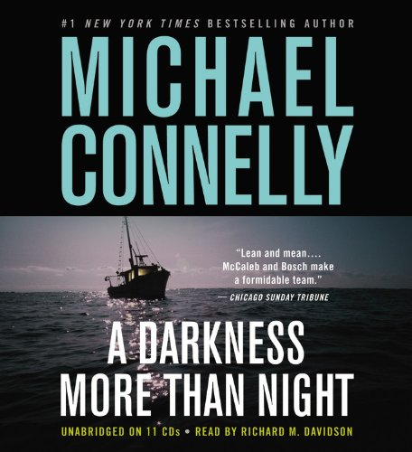 9781570429712: A Darkness More Than Night (Harry Bosch)