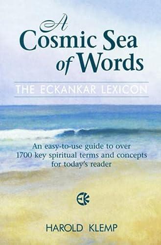 A Cosmic Sea of Words: The ECKANKAR: Klemp, Harold