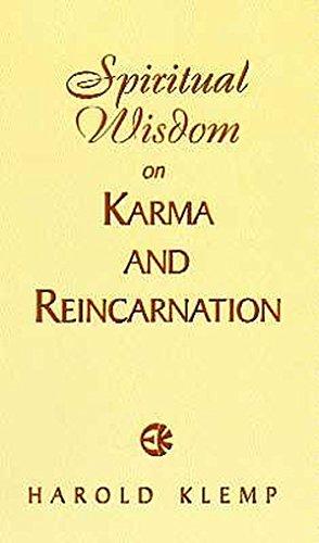 Spiritual Wisdom on Karma and Reincarnation: Klemp, Harold