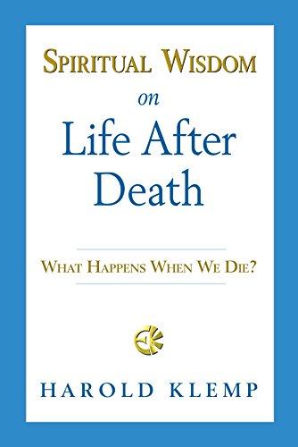 Spiritual Wisdom on Life after Death: Harold Klemp