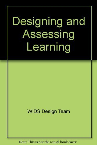 9781570492198: Designing and Assessing Learning