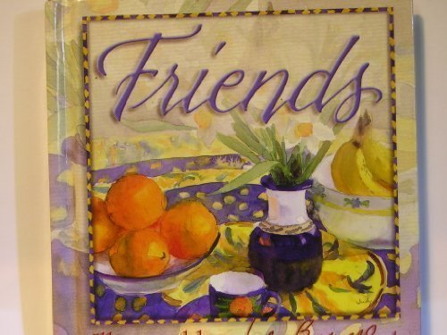 Friends: Illustrator-Judy Buswell