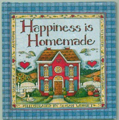 9781570512650: Happiness Is Homemade (Little Treasures Miniature Books)