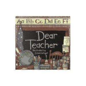 Dear Teacher, Mini Book: Winget, Susan