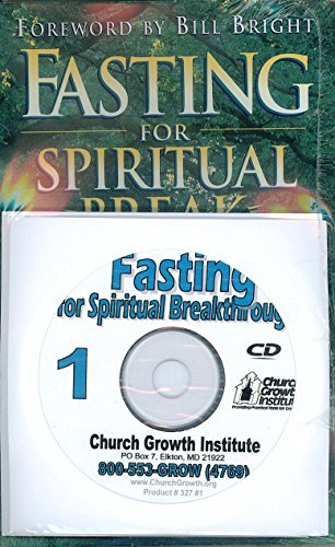 9781570520884: Fasting For Spiritual Breakthrough & Audio Seminars on CDs