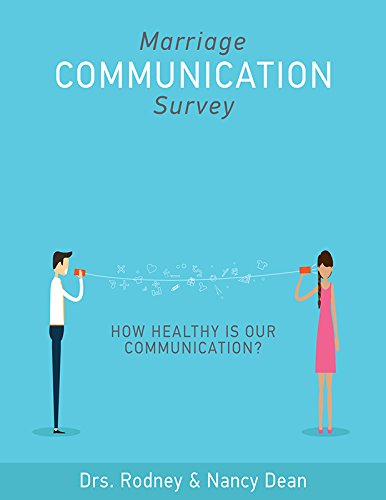 9781570521805: Marriage Communication Survey: How Healthly Is Our Communication?