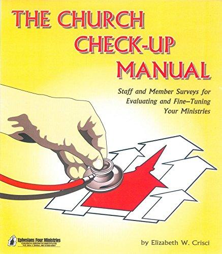 9781570521874: The Church Check-up Manual