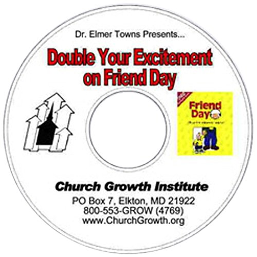 9781570522314: Double Your Excitement On Friend Day DVD