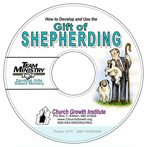 9781570522833: How To Develop And Use The Gift Of Shepherding, Pdf On CD