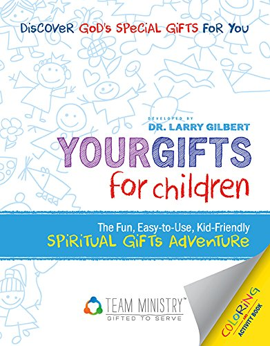 9781570522888: Your Gifts for Children: Spiritual Gifts Adventure Coloring and Activity Book